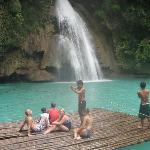 Kasawan falls trip