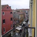 View of Lista di Spagna