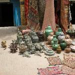mercanzia in medina