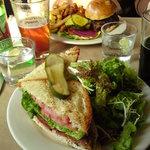 Lunch in Brooklyn
