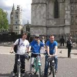 Bike Tour at Westminster Abbey