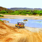 Third water crossing