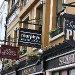 Murphy's - Détail Façade