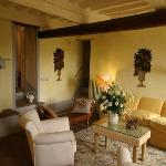 Villa di Nello Living Room