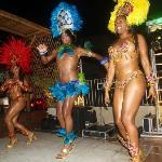 Wedding samba show part 2