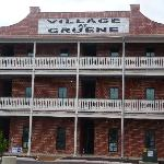 Village at Gruene condo in downtown Gruene