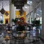 Esmeralda lobby