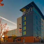Aloft Portland Airport at Cascade Station Foto