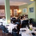 The Dinning Room Area (A bit blurry)
