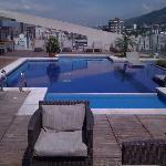 Roof Top Pool Bar