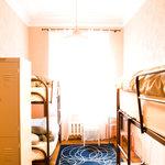 4 bed dorm room day'n'night hostel