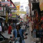 Shopping in Tamel, Kathmandu