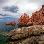 Arbatax - rocce rosse