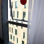 View from window os Superior room