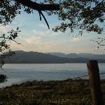 Kenmare Bay (schade dass der Zaun drauf ist)
