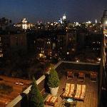 HEH Roof Terrace-Night