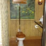 Bathroom of Kilomanjaro