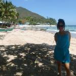 Sabang Beach. before lunch