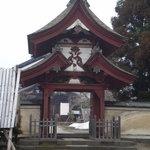 鶴亀門の外観