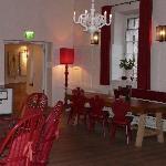 Kitchen (Mary Portman House), hier gibt es den Mittagssnack und die Nachmittagsjause