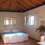 2 Pers.Studio Turtle Island Seaview A - Hotel Villas Cavo Marathia