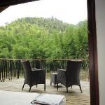 Single River Villa Balcony