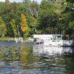 Marina on Gull Lake