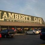 Lambert's Cafe III