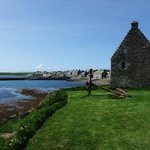 St Mary's village, Orkney