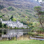 The stunning Kylemore Abbey