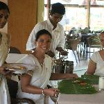Traditional Kerala food day, I shall never forget!