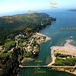 Port Renfrew overview