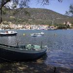 the port of old epidavros