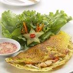 Bahn Xeo - Vietnamese pancake