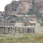 Scene near the Vittala temple