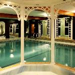 relax in our heated pool and spa