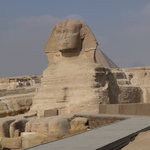 The great mysterious Sphinx