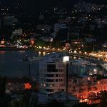 Yalta by night