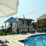 Foto de Villa Rosa Apartments