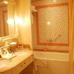 Room 2314 bathroom