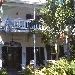 House facing Truman Ave