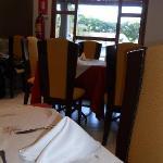 Las Garzas Dining Room