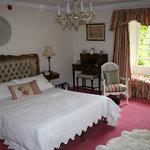 Gorgeous Bedroom at Thistleyhaugh