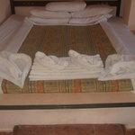 the thin matress bed