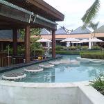 Pool Bar at the Sheraton