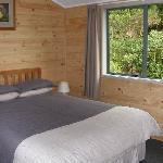 Tui Cottage Master Bedroom