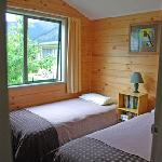 Falcon Twin Bedroom