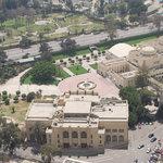 Cairo Opera House from Cairo Tower