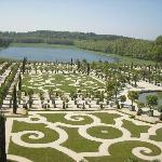 Gardens at Versailles-Ostentatiousness at its best