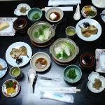 petit déjeuner japonnais